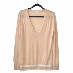 Equipment Kelsey V-Neck Cashmere Sweater